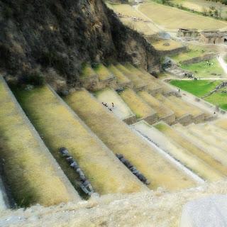 Terraços Incas de Ollantaytambo