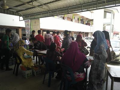 Keputusan SPM 2015 di Sekolah