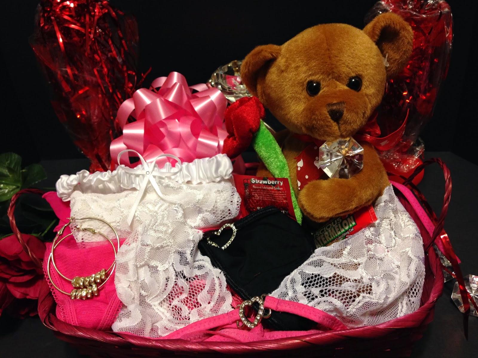 Lingerie Gift Baskets 93