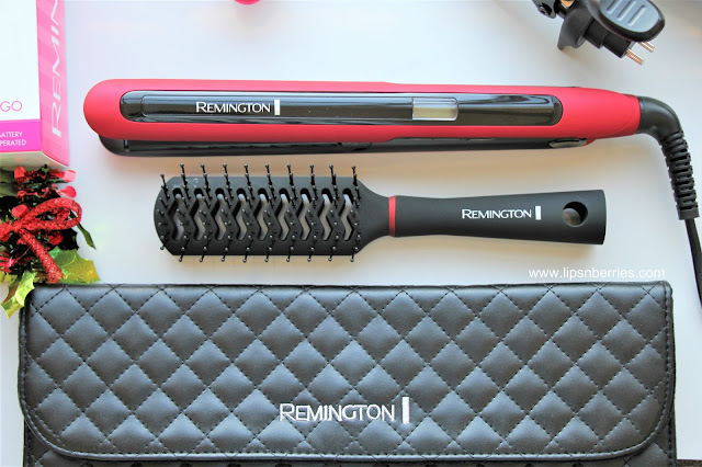Remington Radiance Ionic Straightener review