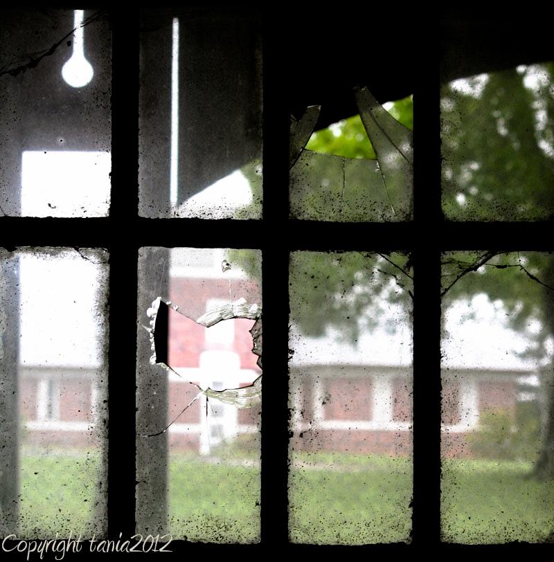 L'autre Côté Du Miroir: Wolston Park Abandoned Mental Hospital