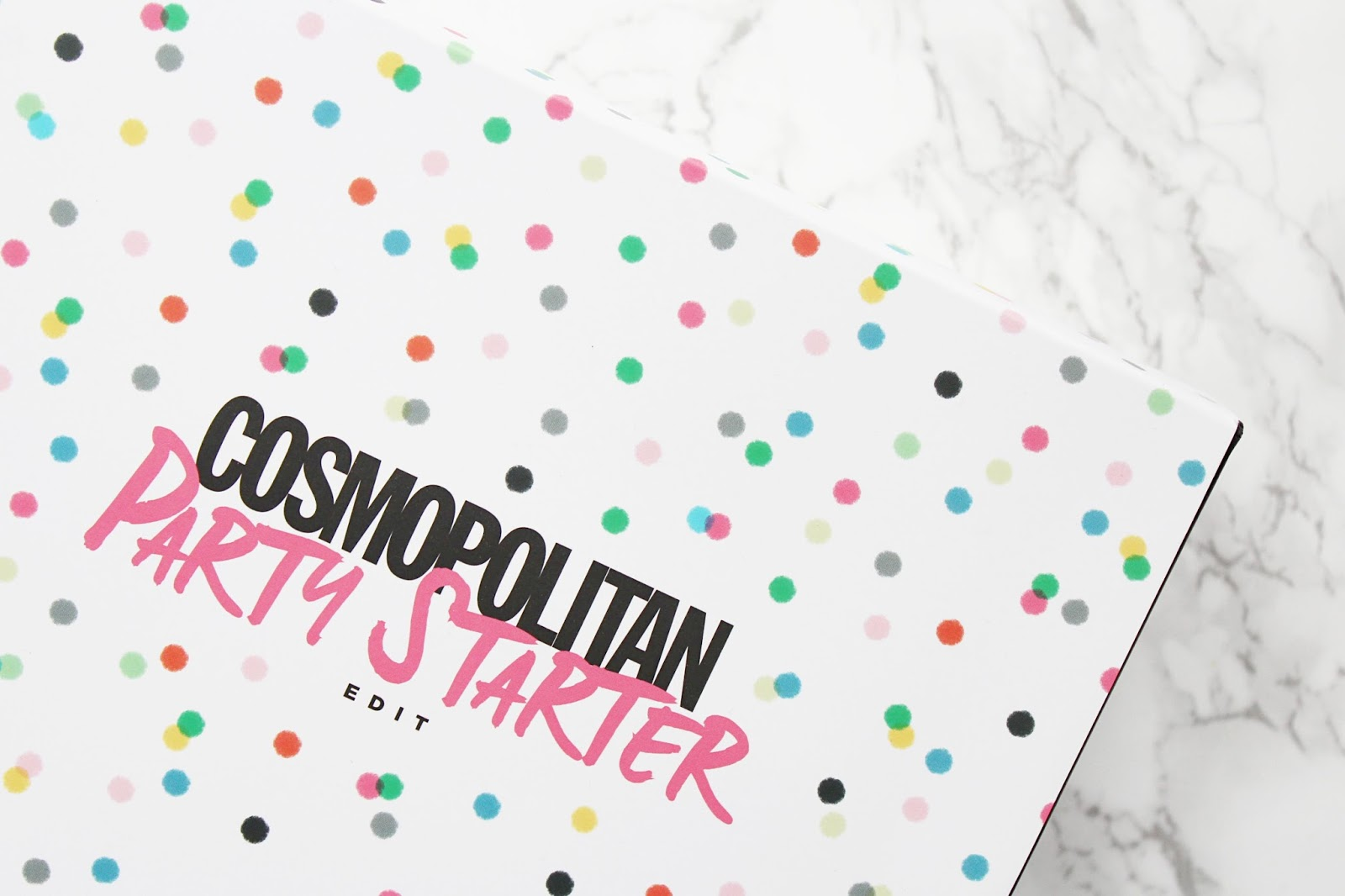 Latest in Beauty Cosmopolitan Party Starter Edit