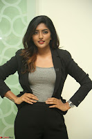 Actress Eesha Looks gorgeous in Blazer and T Shirt at Ami Tumi success meet ~  Exclusive 167.JPG