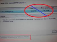 """Curhatan Pengalaman Ketika Install Ulang Laptop Acer Aspire E3-111, """"GPT Sialan!!"""""""