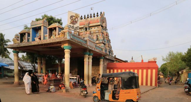 Sri Thillai Kali Temple