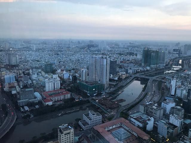 HCMC night view