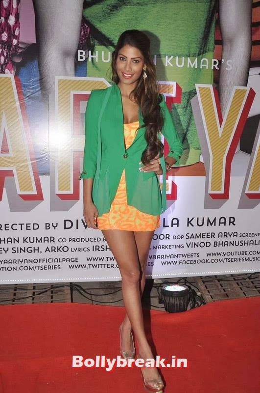 , Nicole & Rukul - Yaariyan Success Bash Pics
