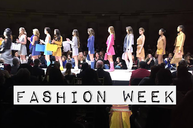 A Dream of Spring: NYFW 2017