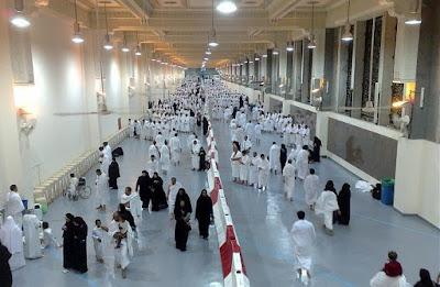 Sa'i Dalam Ibadah Haji Untuk Mengenang Sejarah