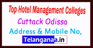 Top Hotel Management Colleges in Cuttack Odissa