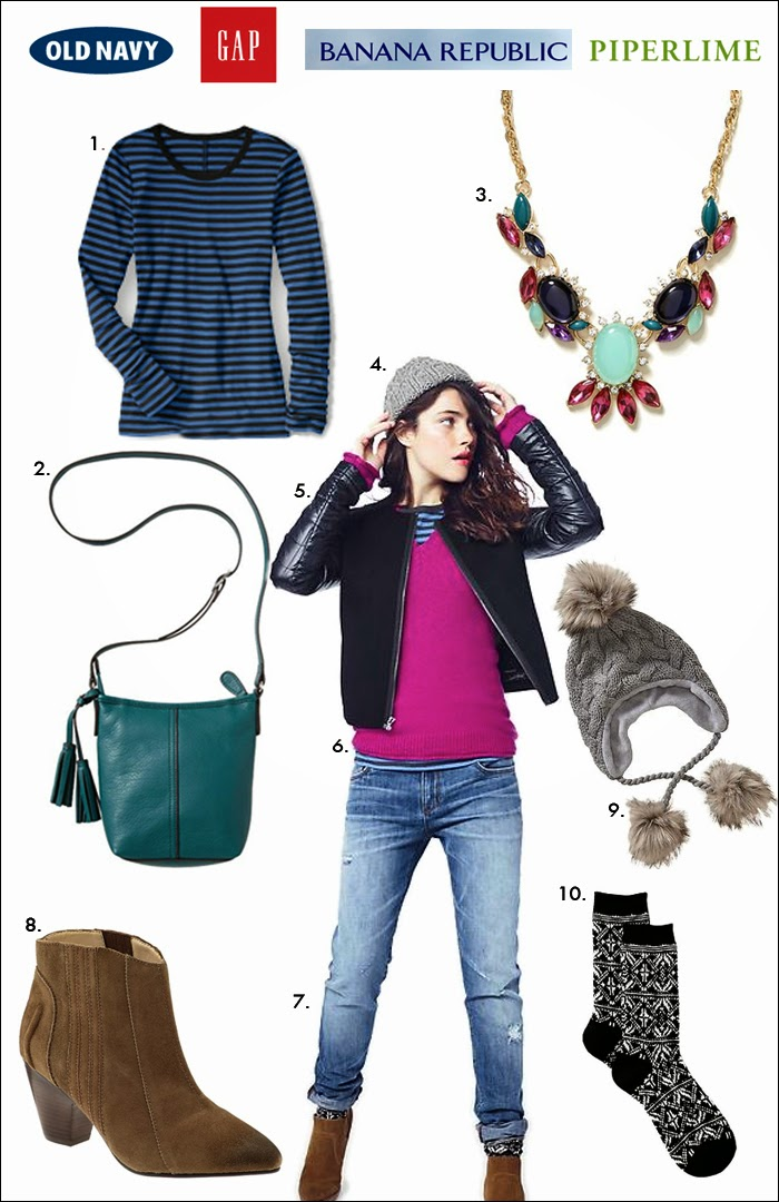 old navy, piperlime, gap, sales, holiday shopping, christmas shopping, what to buy gifts, gift guide, before christmas shopping