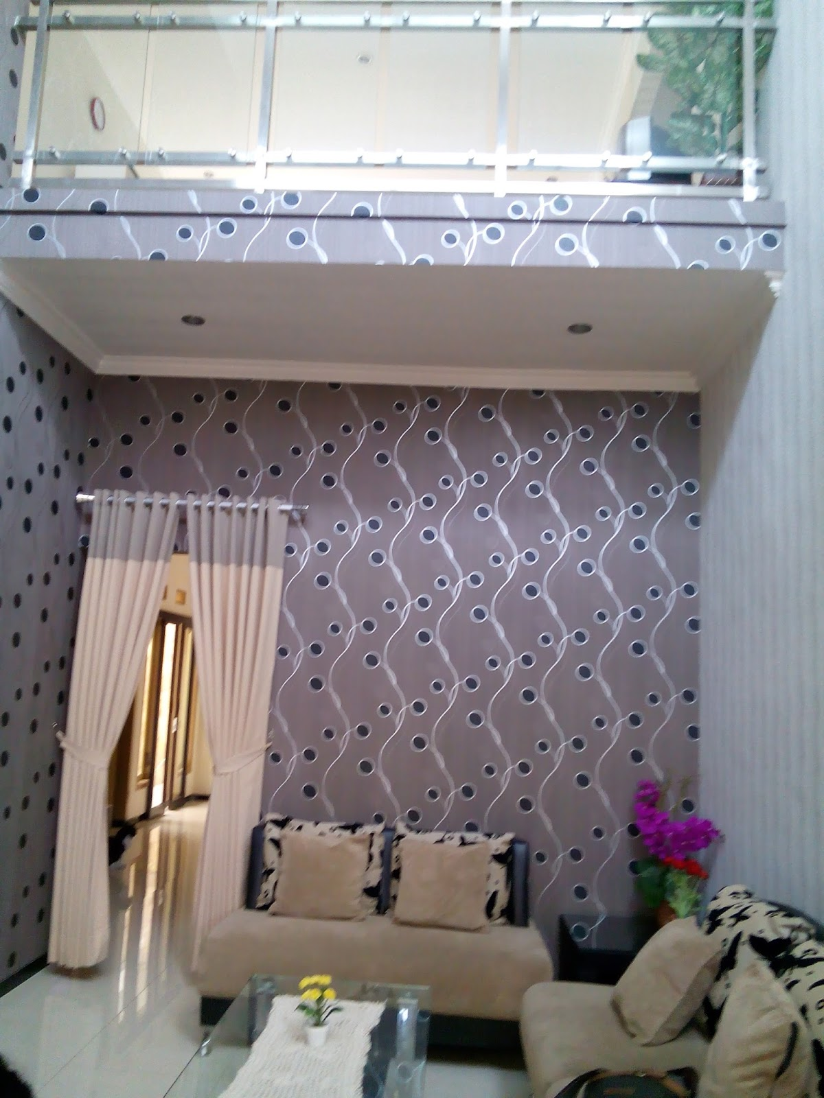 Wallpaper dinding rumah minimalis kamar murah home for Wallpaper home murah