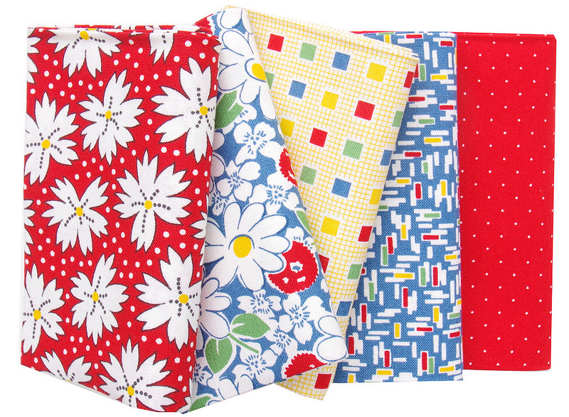 Play All Day by American Jane for Moda Fabrics | © Red Pepper Quilts 2018