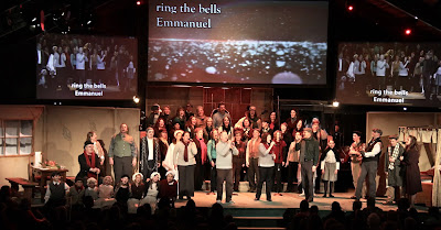 "Riverside Church reaches more than 2400 throgh ""A Christmas Carol"""