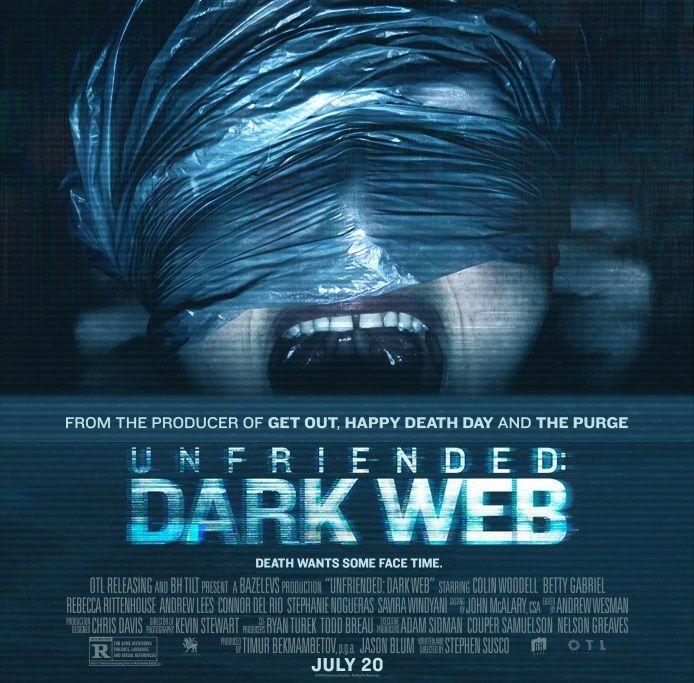 فيلم الإنترنيت المظلم دارك ويب