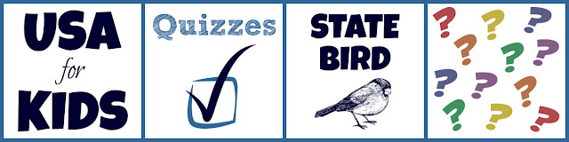 USA State Birds Quiz