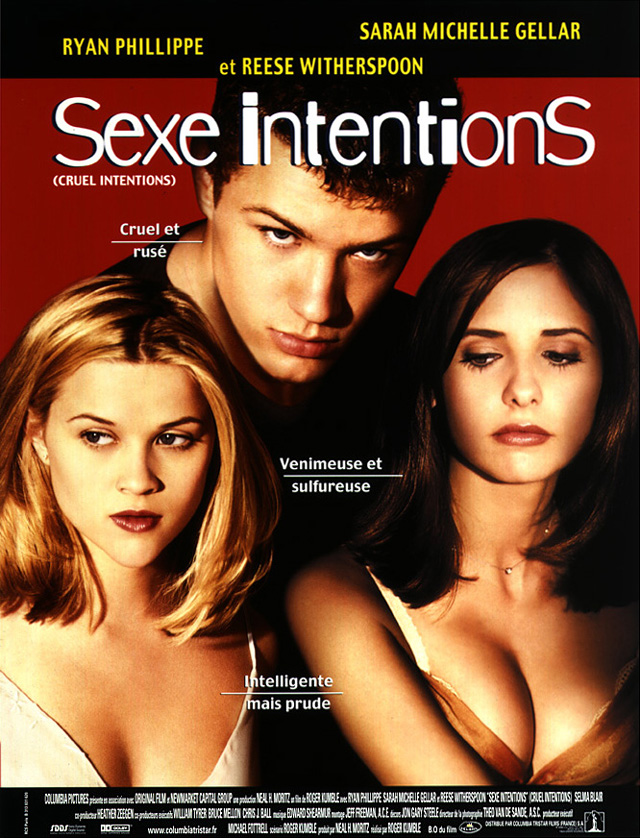 Sexe intentions affiche