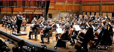 Sergio Mims:  Chineke Orchestra Queen Elizabeth Hall concert available on BBC Radio 3 podcast