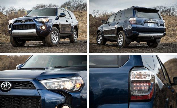 2016 Toyota 4runner Models