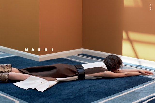 Marni's First Ever Ad Campaign