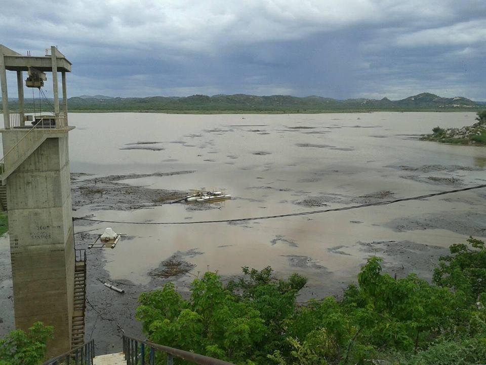 Resultado de imagem para Açude Boqueirão, em Parelhas, já recebeu um volume de 40 cm de água em 2019