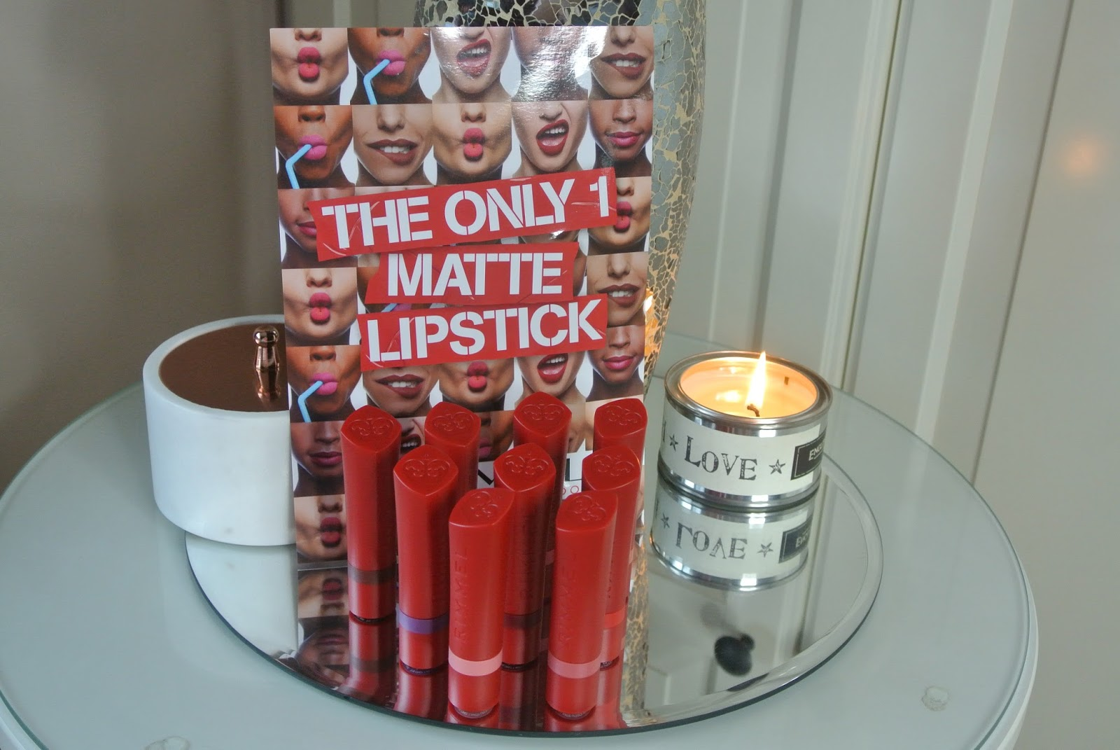 Rimmel The Only 1 Matte Lipstick Image