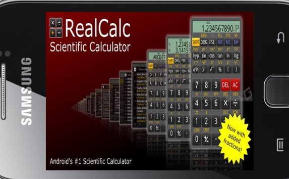 RealCalc Scientific Calculator Free Download on Android App