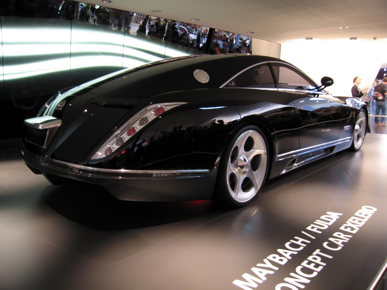 Maybch-Exelero 8-What is the most expensive car