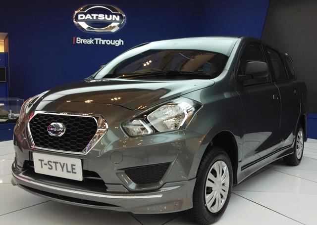 Harga Nissan Datsun Go Panca - Mobil You