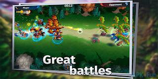 تحميل لعبة Castle Fight اخر اصدار للاندرويد 2019