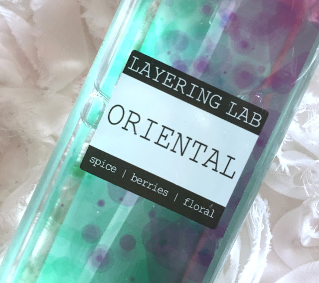 Superdrug Layering Lab Body Mists Oriental