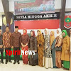 Pemkab Pangkep Silaturahmi ke Pangdam Hasanuddin