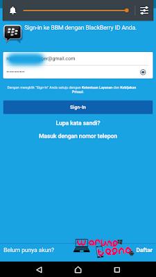 cara backup dan restore chat bbm android 3