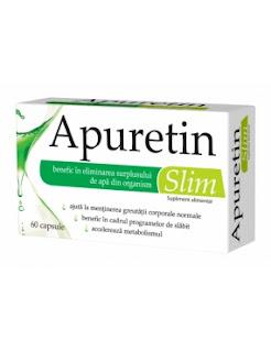 Cumpara aici Apuretin Slim online