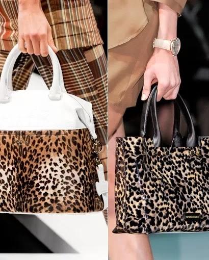 Párducmintás darabok. Szexi és nőies táskák a párducmintásak. Csodásan  mutatnak a barna és bézs árnyalatú ruhadarabokkal és arany ékszerekkel. e381ea806f