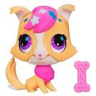Littlest Pet Shop Sweet Snackin' Pets Collie (#3079) Pet