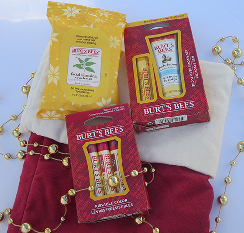Burt's Bee for Chistmas ~ #Review #2016GiftGuide
