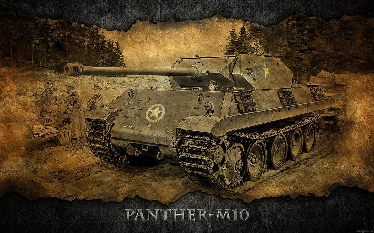 panther tank wallpaper hd - photo #1