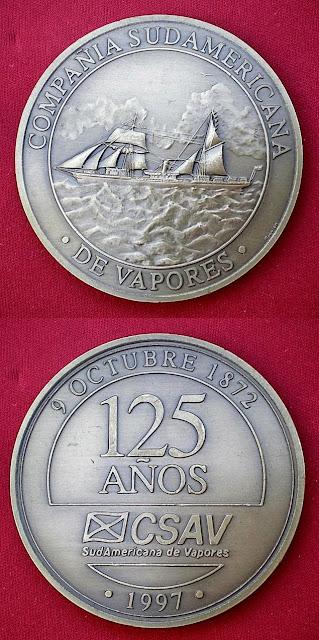 Compañia Sudamericana de Vapores