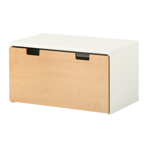 Childrens Kids Bedroom Furniture Set Toy Chest Boxes Ikea: Kunstallations (Baby Beta): Toy Storage Trunk (Ikea