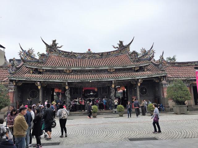 baoan temple taipei taiwan