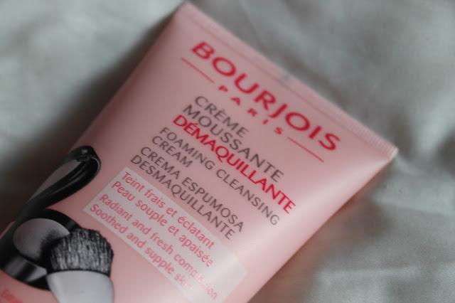 Crème Moussante Démaquillante - Bourjois