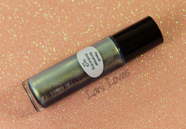 Peeves' Butterbeer Moisturizing Lip Oil review