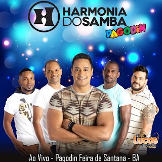 HARMONIA DO SAMBA - AO VIVO PAGODIN FEIRA DE SANTANA - BA 08.04.2018