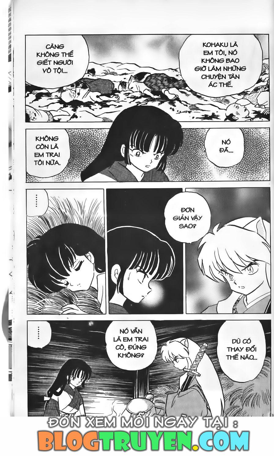 Inuyasha vol 11.10 trang 4
