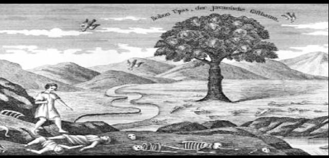 Racun Upas, dan Eksekusi Mati 13 Selir Raja Mataram