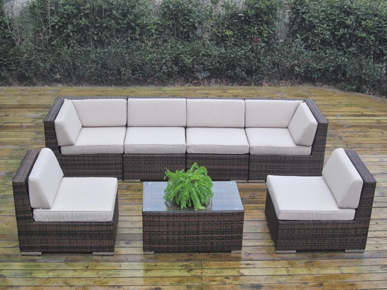 Outdoorcouches Outdoor Sectional Couches