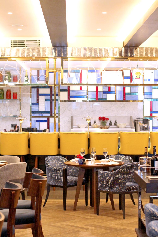 The Devonshire Club, Liverpool Street, London - UK lifestyle blog