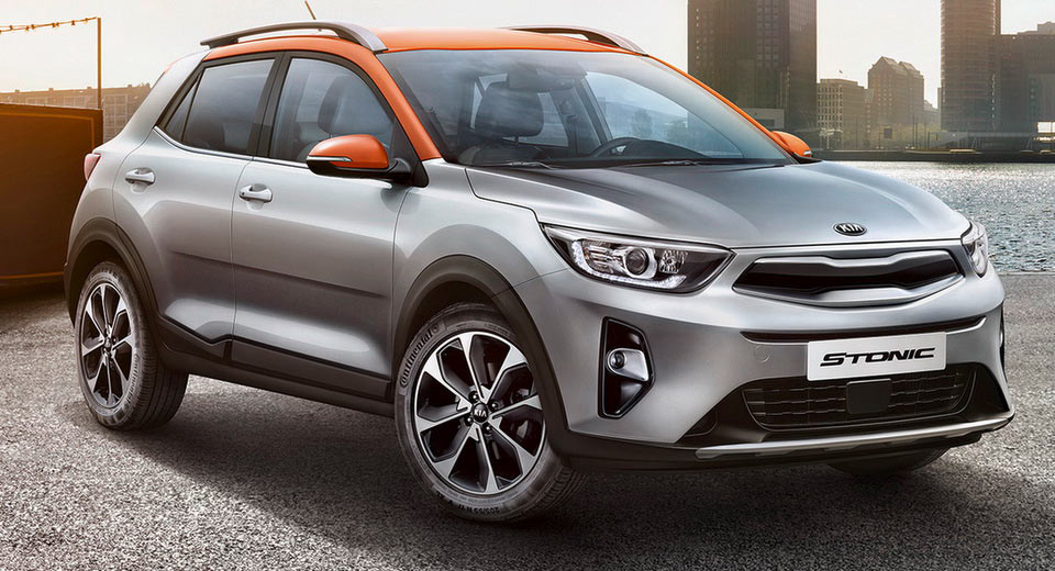Kia Stonic set to be unveiled in July