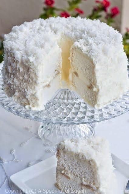 Recipe For Italian Cream Cake Without Coconut